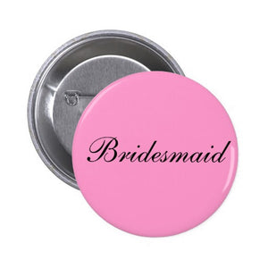 Bridesmaid Badge (10 pcs)