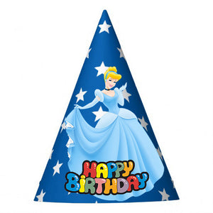 Cinderella Birthday Party Hat (10 pcs)