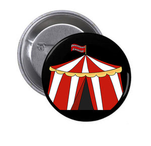 Circus Badge (10 pcs)