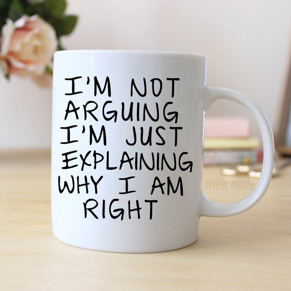 Coffee Mugs With Sayings