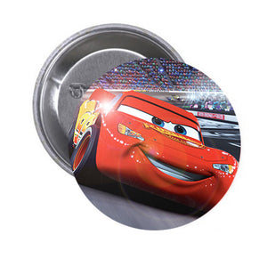 Disney Cars Badge (10 pcs)