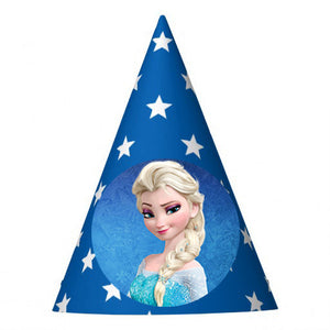 Elsa Birthday Party Hat (10 pcs)