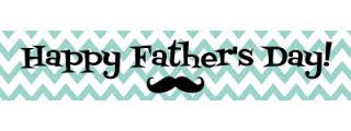 Happy Father's Day Banner