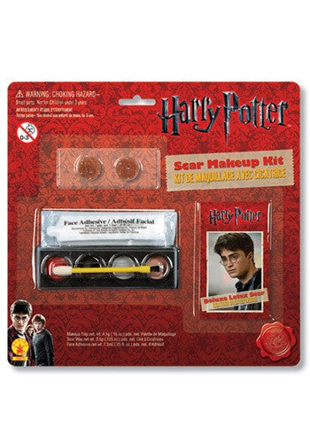HARRY POTTER MAKEUP SET