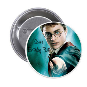 Harry Potter Birthday Badge (10 pcs)