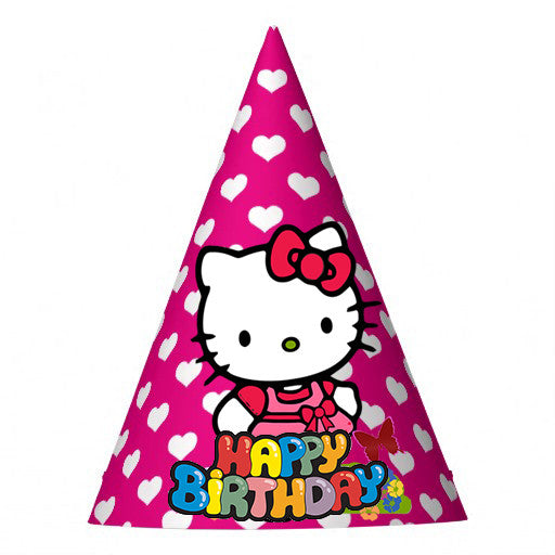 415754d90 Hello Kitty Birthday Party Hat – MATTEO PARTY