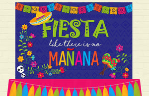 Fiesta Backdrop