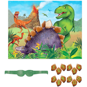 Pin the Tail Dinosaur Party