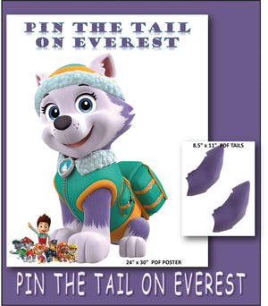 Pin the Tail on EVEREST