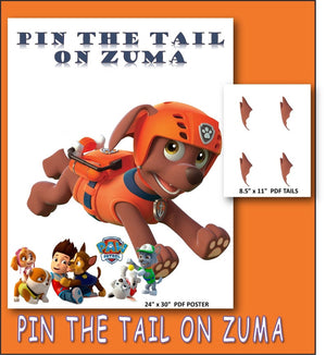 Pin the Tail on SUMA