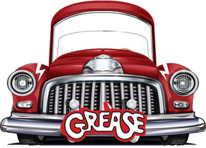 Grease Lightning Car Photo Booth