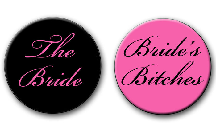 Bachelorette Badge (10 pcs)