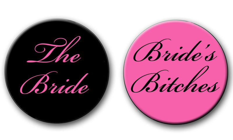 Bachelorette Badge