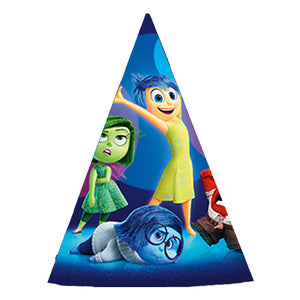 Inside Out Party Hat (10 pcs)