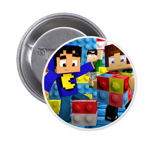 Lego Badge (10 pcs)