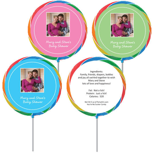 Baby Shower Lollipop