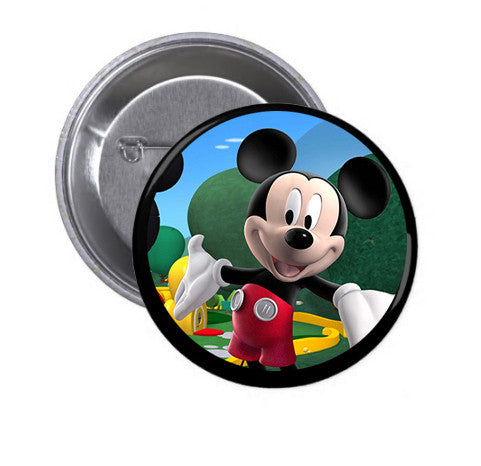 Mickey Mouse Badge