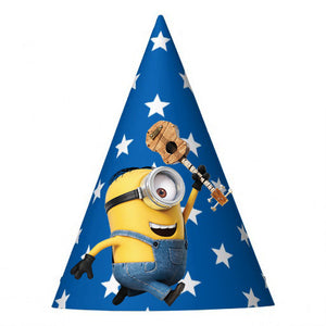 Minions Party Hat (10 pcs)