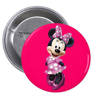 Minnie Badge (10 pcs)