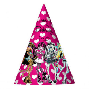 Monster High Party Hat (10 pcs)