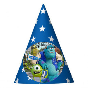 Monster University Party Hat (10 pcs)