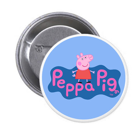 Peppa Pigs Badge