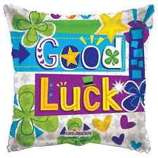 Colorful Good Luck