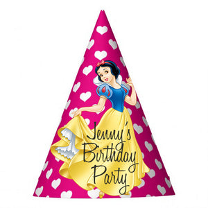 Customized Snow White Party Hat (10 pcs)