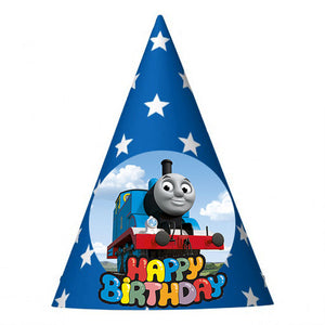 Thomas The Train Birthday Party Hat (10 pcs)