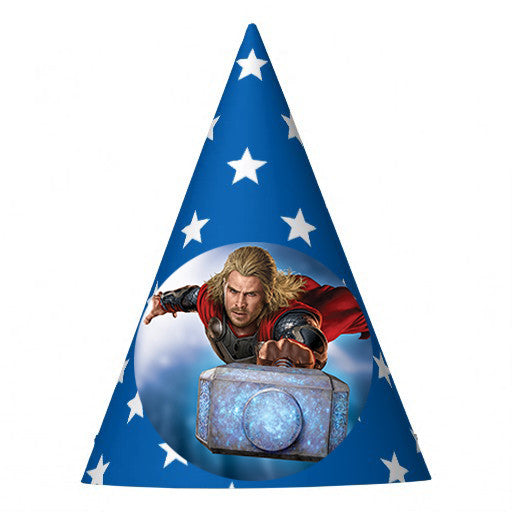 Thor Party Hat (10 pcs)
