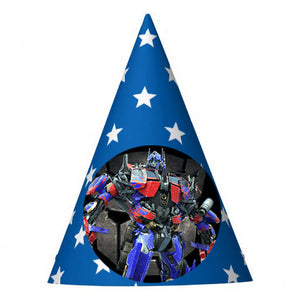 Transformer Party Hat (10 pcs)