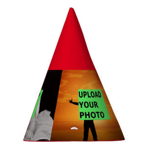 Upload Your Photo Party Hat (10 pcs)