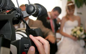 Video Shooting Service For Wedding Event