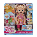 Baby Alive - My super snackin baby