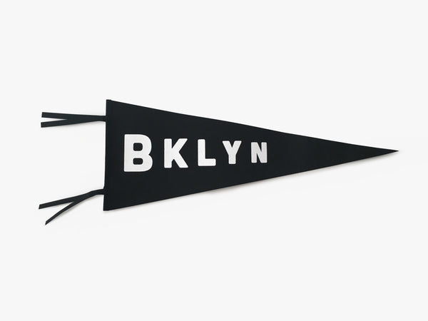 BK Local's Pennant Flag - Visceral Supply