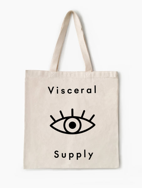 All Seeing All Knowing Tote - Visceral Supply