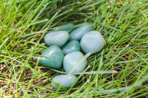Green Aventurine Tumbled Crystal