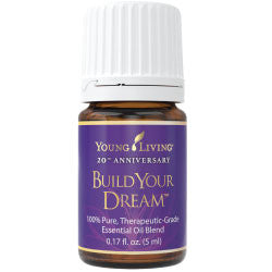 Build Your Dream - Young Living Essential Oil Blend