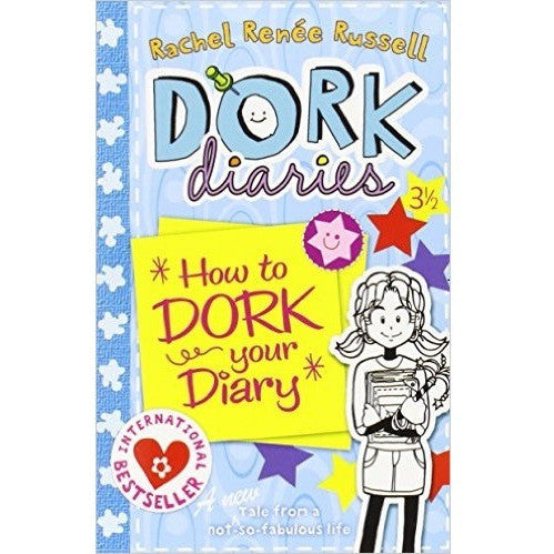 Dork Diaries - How To Dork Your Diary (#3 1/2)