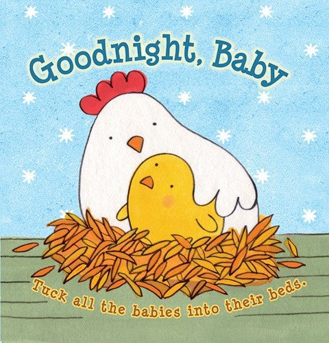 Tether Books: Goodnight Baby