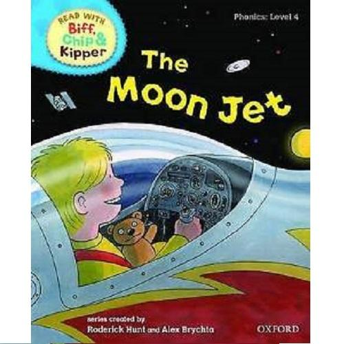 Biff Chip Kipper: The Moon Jet (P: Level 4)