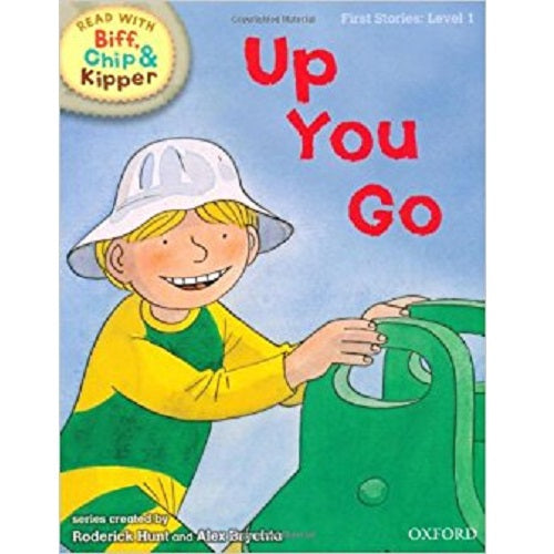 Biff Chip Kipper: Up you Go (S: Level 1)