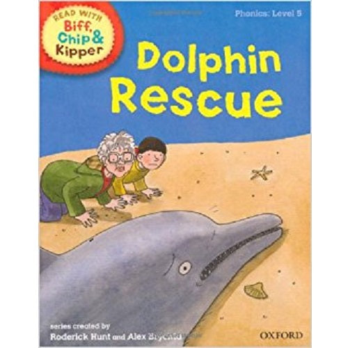 Biff Chip Kipper: Dolphin Rescue (P: Level 5)