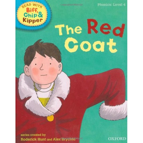 Biff Chip Kipper: The Read Coat (P: Level 4)