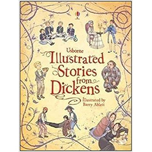 Illustrated Dickens (Usborne Illustrated Classics)