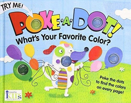 Poke-A-Dot : What's Your Favorite Color?