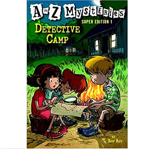 Detective Camp (A to Z Mysteries #1)