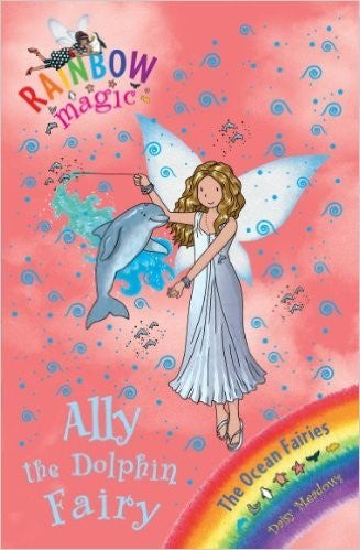 Rainbow Magic - Ally the Dolphin Fairies