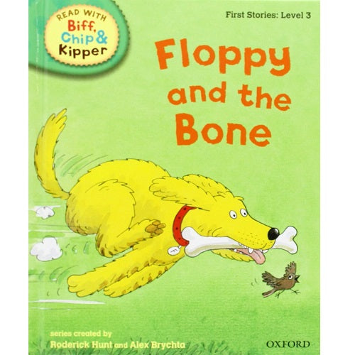 Biff Chip Kipper: Floppy and the Bone (S: Level 3)