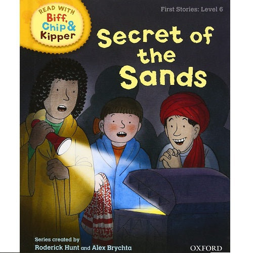 Biff Chip Kipper: Secret of the Sands (S: Level 6)